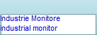 Industrie Monitore
